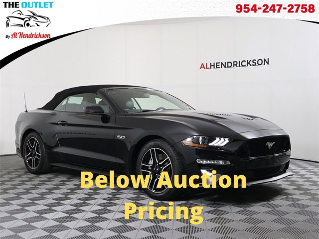 Used 2019 Ford Mustang in Coconut Creek, FL