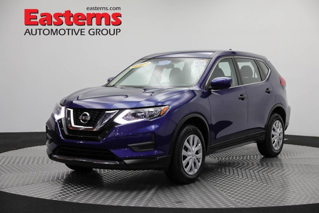 2017 Nissan Rogue for sale 125266 0