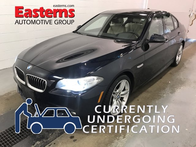 2016 BMW 5 Series 535i M-Sport 4dr Car