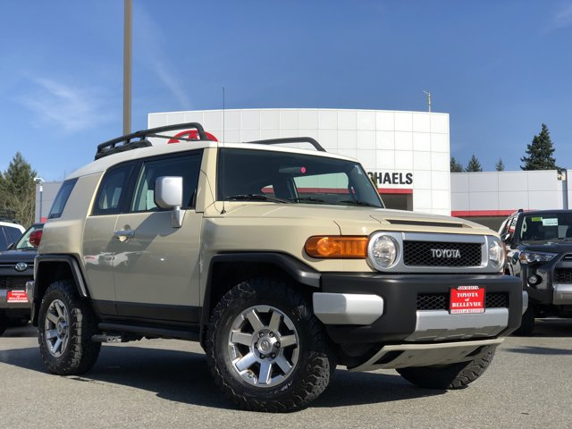 Used 2008 Toyota FJ Cruiser 4DR 4WD AT
