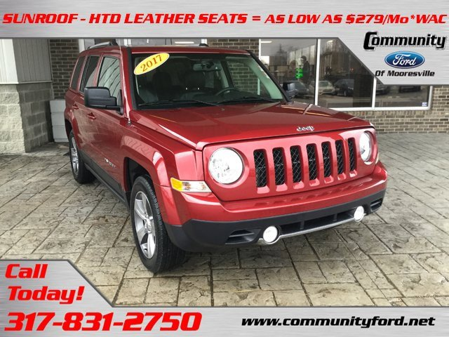 Used 2017 Jeep Patriot in Bloomington, IN