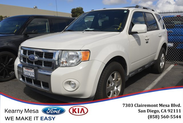 Used 2011 Ford Escape in San Diego, CA