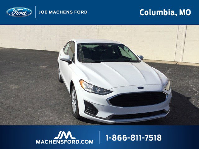 New 2020 Ford Fusion in , MO