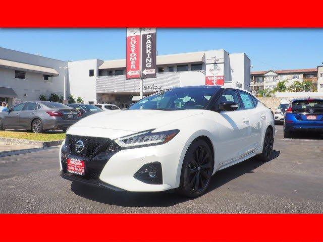 2021 Nissan Maxima SR SR 3.5L Premium Unleaded V-6 3.5 L/213 [1]