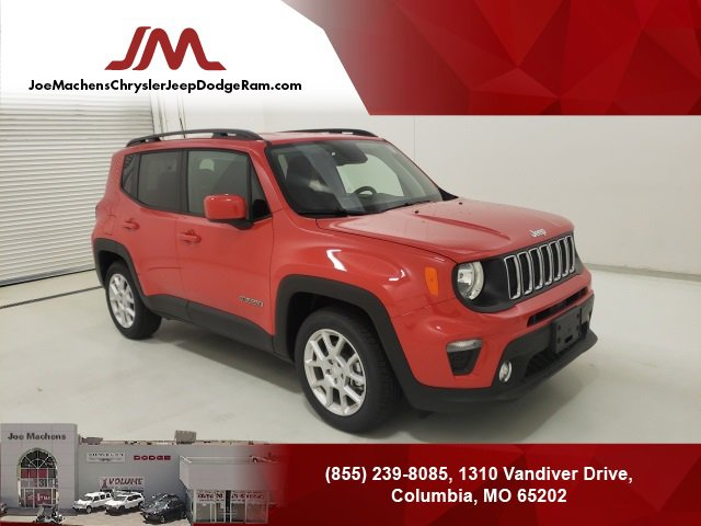 New 2019 Jeep Renegade in Columbia, MO