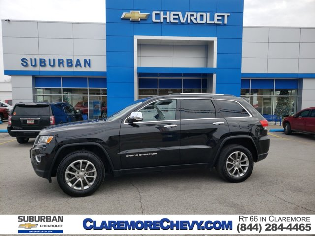 Used 2015 Jeep Grand Cherokee in Claremore, OK