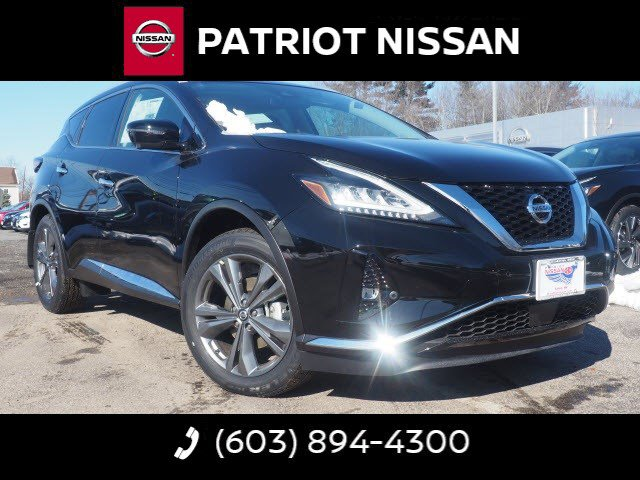 New 2020 Nissan Murano in Salem, NH