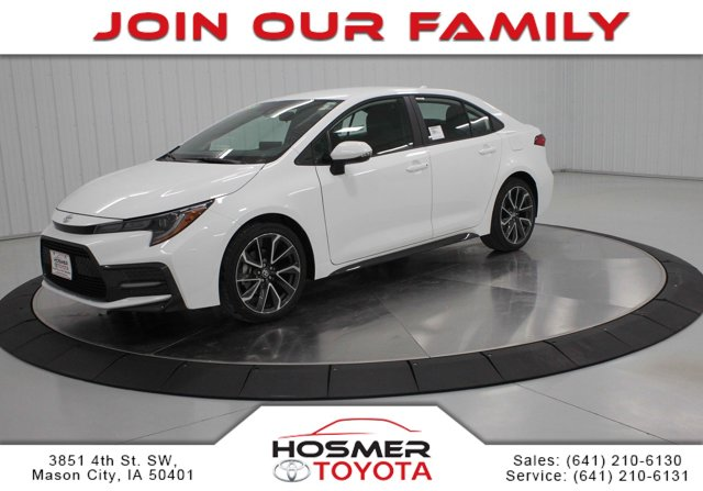New 2020 Toyota Corolla in Mason City, IA