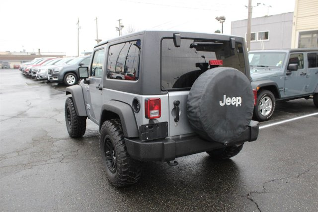 Used 2014 Jeep Wrangler 4WD 2dr Sport