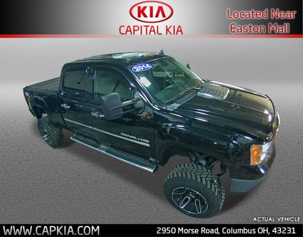 Used 2014 GMC Sierra 2500HD in Columbus, OH