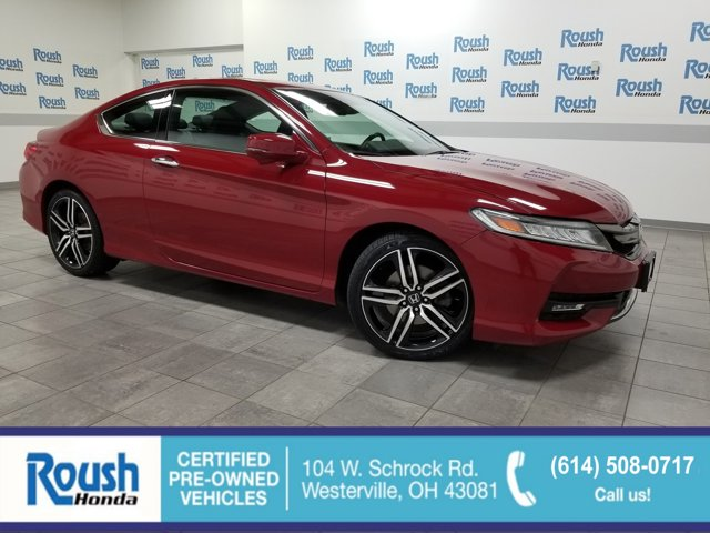 Used 2017 Honda Accord Coupe in Westerville, OH