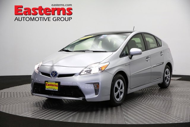 2015 Toyota Prius for sale 123813 0