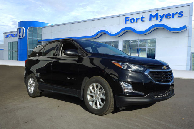 Used 2020 Chevrolet Equinox in Fort Myers, FL