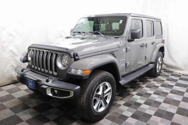 Used 2018 Jeep Wrangler Unlimited in Akron, OH