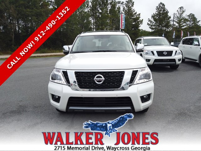 New 2020 Nissan Armada in Waycross, GA