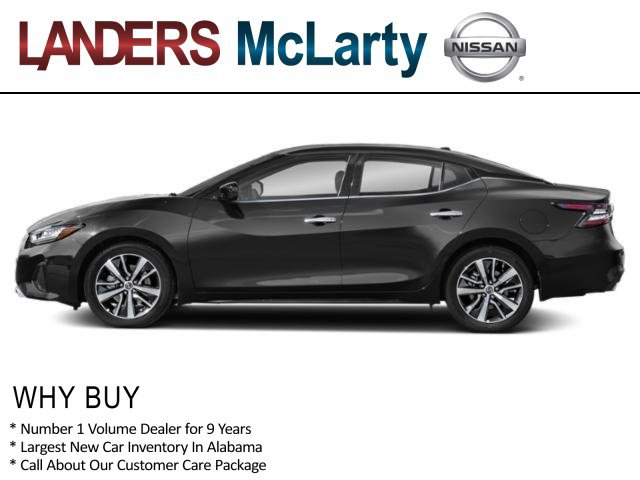 New 2020 Nissan Maxima in Huntsville, AL