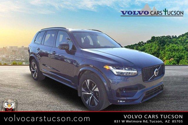 2021 Volvo XC90 T6 R-Design T6 AWD R-Design 7P Turbo/Supercharger Premium Unleaded I-4 2.0 L/120 [40]