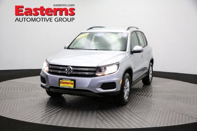 2017 Volkswagen Tiguan for sale 122838 0