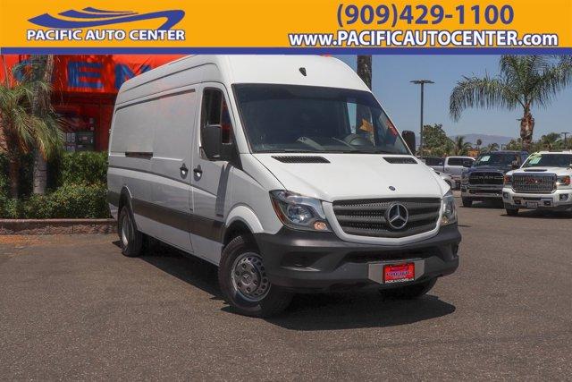 2014 Mercedes-Benz Sprinter 3500 Cargo 170 WB