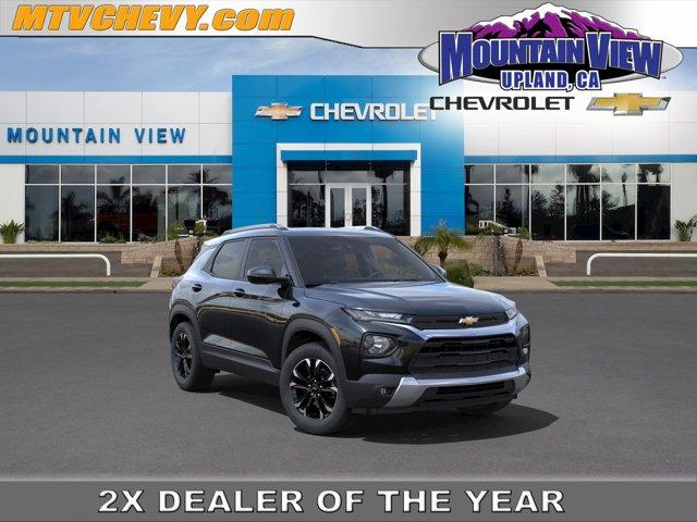 2022 Chevrolet Trailblazer LT FWD 4dr LT Gas I3 1.3L/ [0]