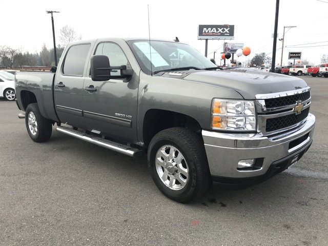 Used 2011 Chevrolet Silverado 3500HD in Puyallup, WA