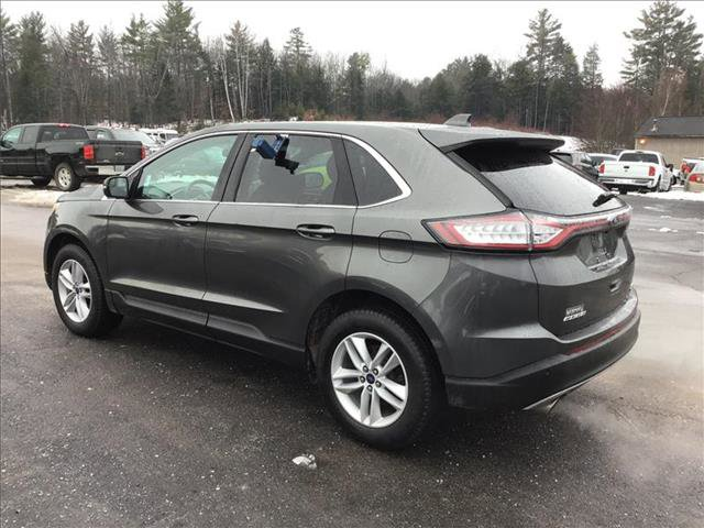 2017 Ford Edge SEL Magnetic Metal