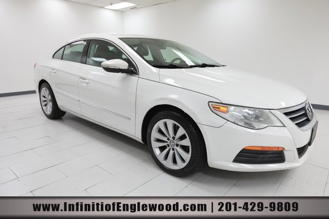 2012 Volkswagen CC Sport  Turbocharged Gas I4 2.0L/121 [0]