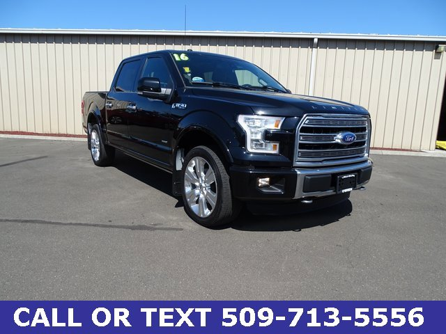 Used 2016 Ford F-150 in Pasco, WA
