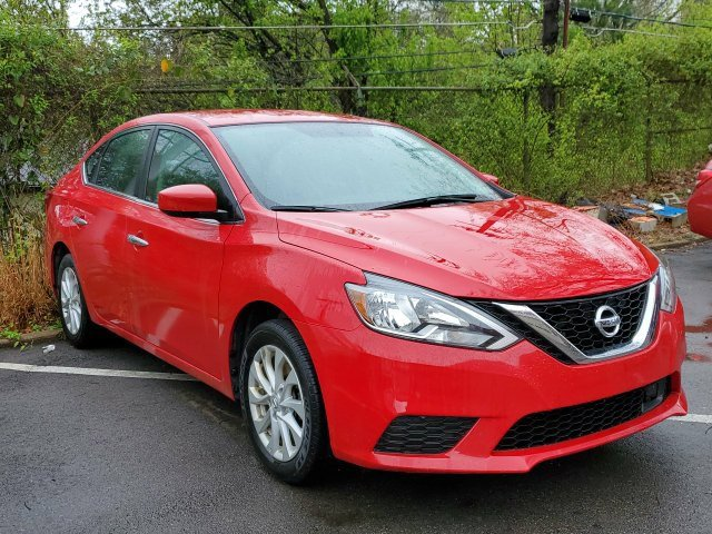 Used 2018 Nissan Sentra in Chattanooga, TN