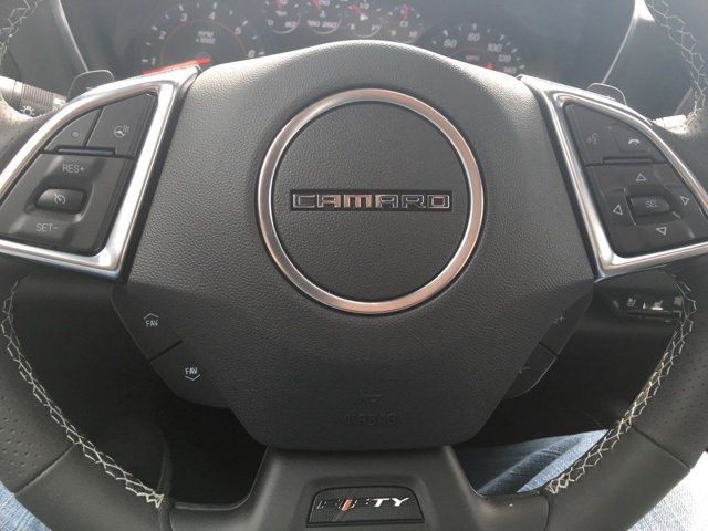 New 2017 Chevrolet Camaro 2dr Cpe SS w-2SS