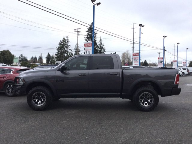 Used 2017 Ram 1500 Rebel 4x4 Crew Cab 5'7 Box