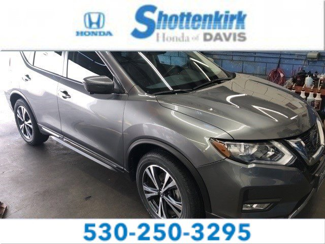 Used 2018 Nissan Rogue in Davis, CA