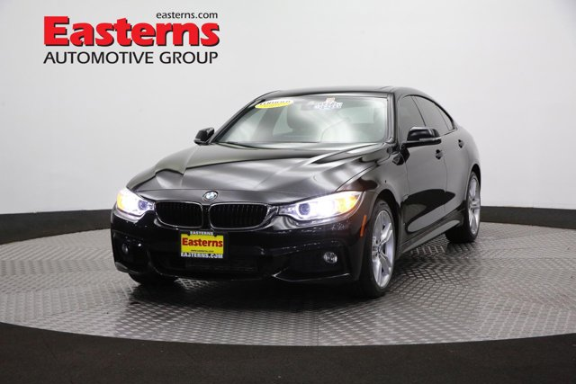 2016 BMW 4 Series 428i xDrive M-Sport Gran Coupe Hatchback