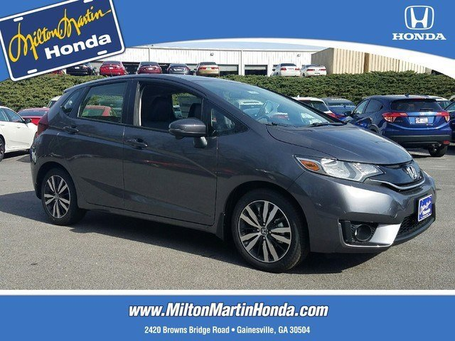 New 2017 Honda Fit in Gainesville, GA