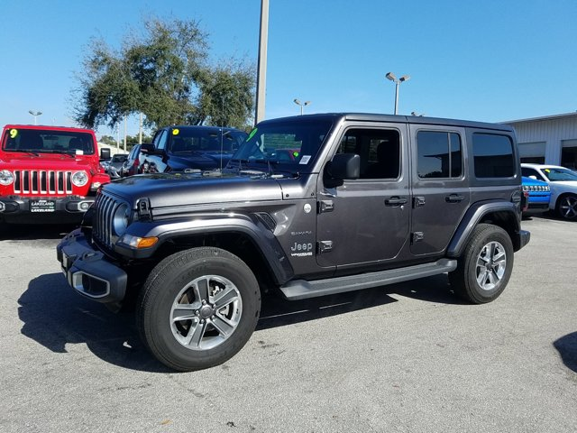 Used 2019 Jeep Wrangler Unlimited in Venice, FL