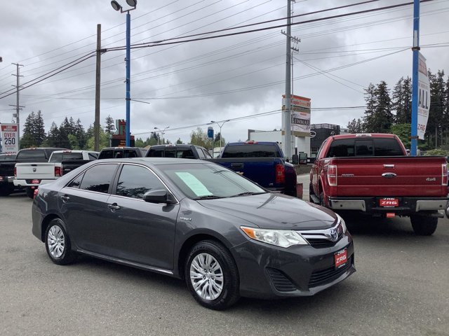 Used 2012 Toyota Camry Hybrid 4dr Sdn LE