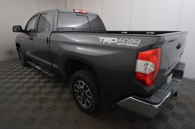 Used 2017 Toyota Tundra 4WD SR5 Double Cab 6.5' Bed 5.7L