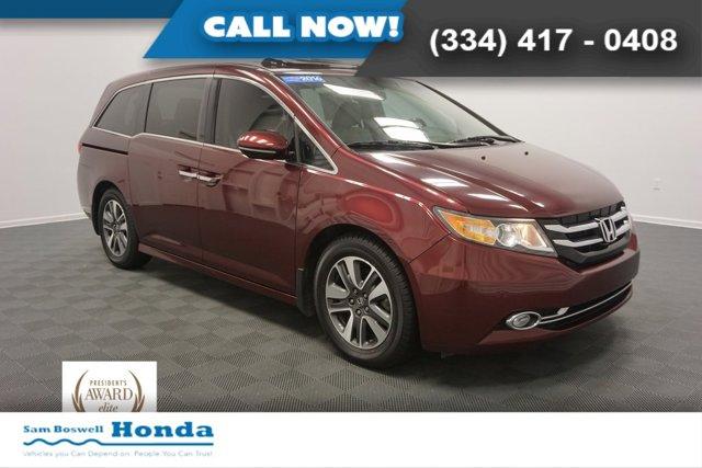 Used 2016 Honda Odyssey in Enterprise, AL