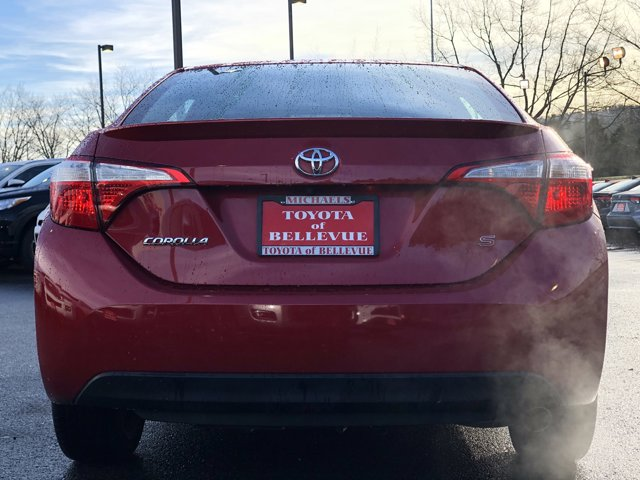Used 2015 Toyota Corolla S Plus