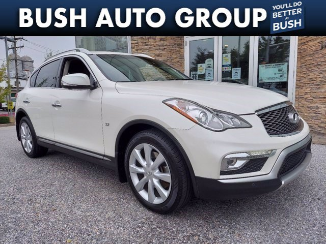 2017 INFINITI QX50 navigation backup camera sunroof AWD Premium Unleaded V-6 3.7 L/226 [1]