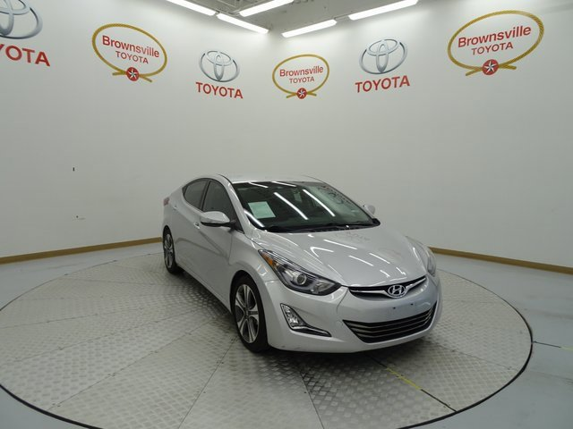 Used 2016 Hyundai Elantra in Brownsville, TX