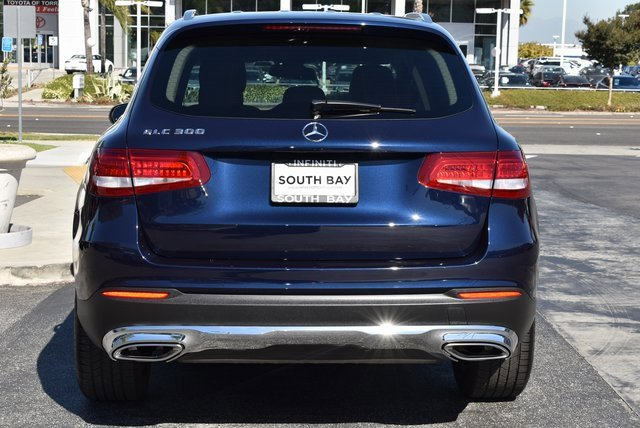 2016 Mercedes-Benz GLC GLC 300 2
