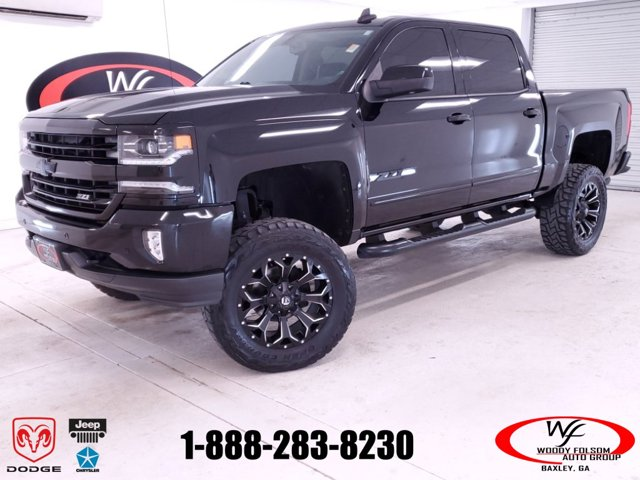 Used 2016 Chevrolet Silverado 1500 in Baxley, GA
