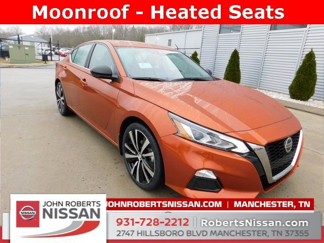 New 2020 Nissan Altima in Manchester, TN