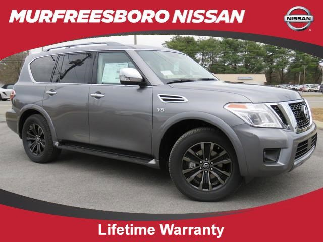 New 2020 Nissan Armada in Murfreesboro, TN