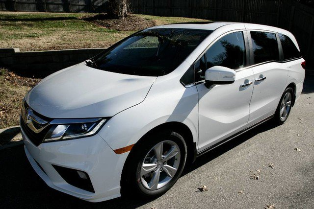 New 2020 Honda Odyssey in High Point, NC