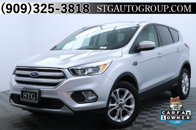 Used 2019 Ford Escape in Ontario, Montclair & Garden Grove, CA