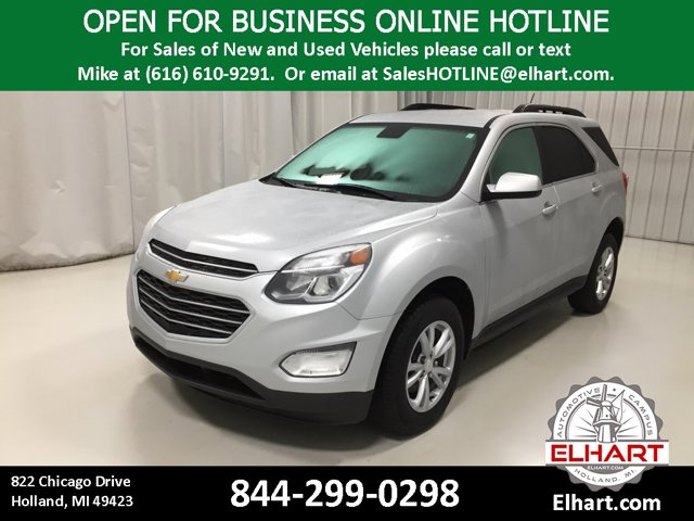 Used 2016 Chevrolet Equinox in Holland, MI