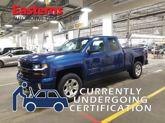 2016 Chevrolet Silverado 1500 LT All Star Edition Extended Cab Pickup
