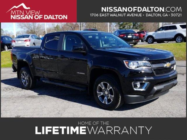 Used 2018 Chevrolet Colorado in Dalton, GA